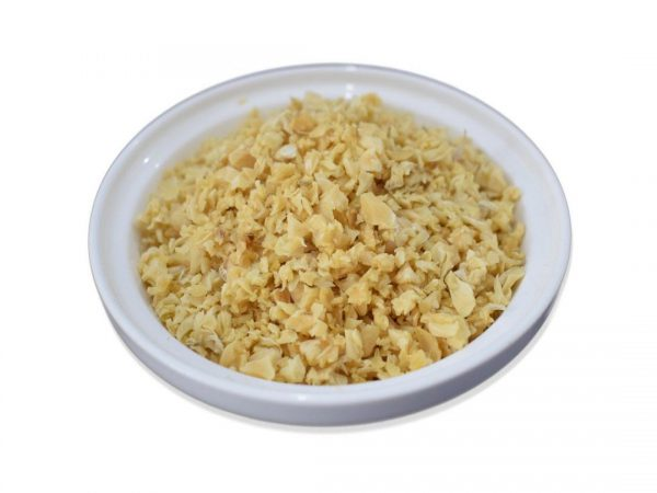 Dried garlic-keshmeshi.shop-سیرخشک